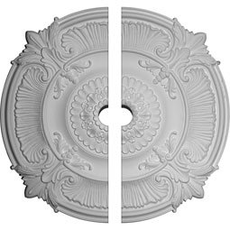 CM53AT2-05000 Two Piece Ceiling Medallions