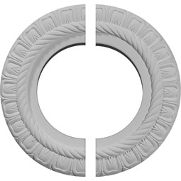 "CM10CL2 04"" to 17"" Ceiling Medallions"