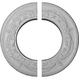 CM13SA2 Two Piece Ceiling Medallions