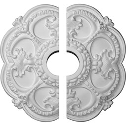 "CM17RO2 18"" to 25"" Ceiling Medallions"