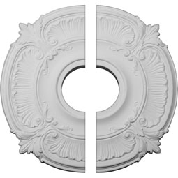 "CM18AT2 18"" to 25"" Ceiling Medallions"