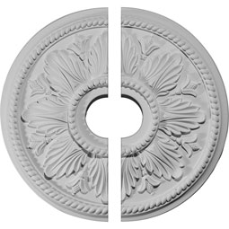 "CM18ED12 18"" to 25"" Ceiling Medallions"