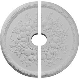 "CM22GR2 18"" to 25"" Ceiling Medallions"