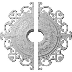 CM38OL2 Two Piece Ceiling Medallions
