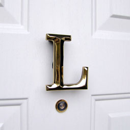 MHML1 Monogram Door Knockers