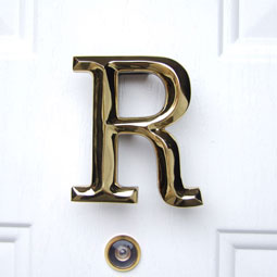 MHMR1 Monogram Door Knockers