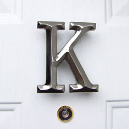 MHMK2 Monogram Door Knockers