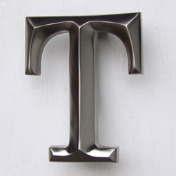 MHMT2 Monogram Door Knockers