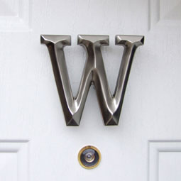 MHMW2 Monogram Door Knockers