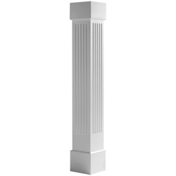ECENF Lally Column Covers