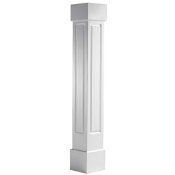 ECENR Lally Column Covers