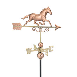 GD1974P Antiqued Weathervanes