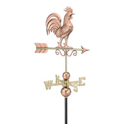GD1975P Antiqued Weathervanes