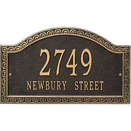 WH2917 Decorative Plaques