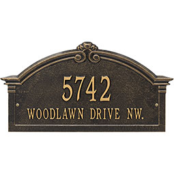 WH3135 Decorative Plaques