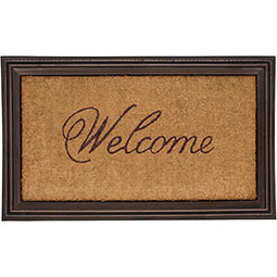 WH46001 Welcome Mats