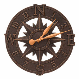 WHCRC Outdoor Clocks