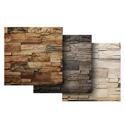 SAMPLE-PN201 Siding & Wall Decor