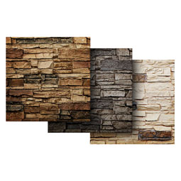 SAMPLE-PN202 Siding & Wall Decor