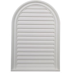 Cathedral Urethane Gable Vent Louver