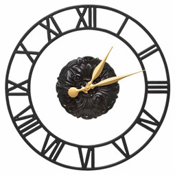 WH-CAMBR-CLK Outdoor Clocks
