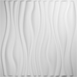 WP20X20LEWH Siding & Wall Decor