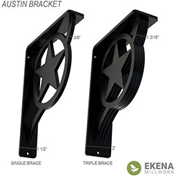 Austin Wrought Iron Bracket
