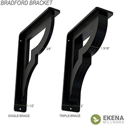 Bradford Wrought Iron Bracket