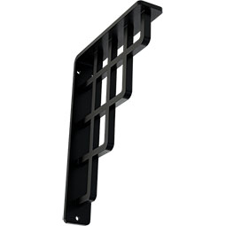 BKTMDIWI Wrought Iron Brackets