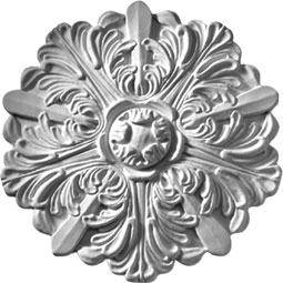 "CM13EA 04"" to 17"" Ceiling Medallions"