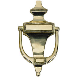 A06-K0400 Brass Knockers