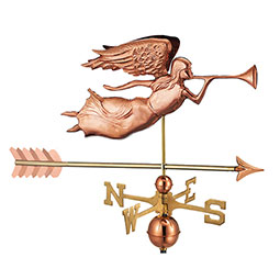GD630PA Copper Weathervanes