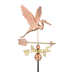 GD1971PA Copper Weathervanes