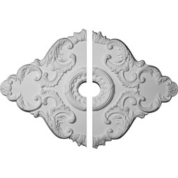 CM37X26PE2-06000 Two Piece Ceiling Medallions