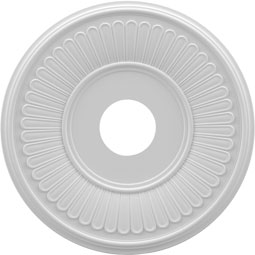 Berkshire Thermoformed PVC Ceiling Medallion