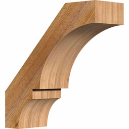 BRCBOA00 Rustic Wood Brackets