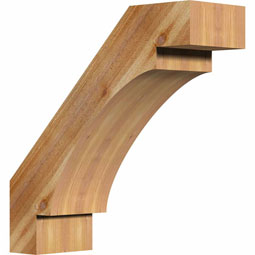 BRCMRC00 Rustic Wood Brackets