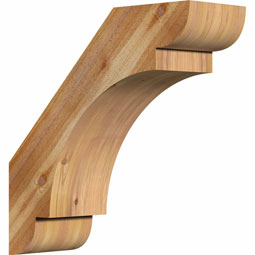 Olympic Rustic Timber Wood Brace