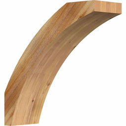 Thorton Rustic Timber Wood Brace