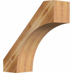 Westlake Rustic Timber Wood Brace