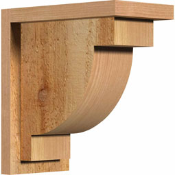 CORALP01 Rough Sawn Corbels