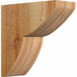 CORCRE00 Rough Sawn Corbels