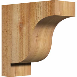 CORNEW00 Rough Sawn Corbels
