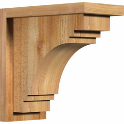 CORPEC01 Rough Sawn Corbels