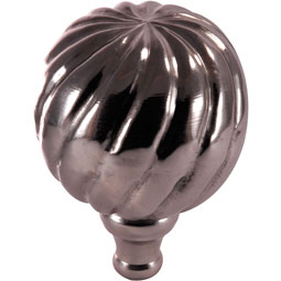 DV104NB Nickel Finials