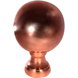 DV105C Copper Finials