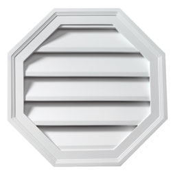 OLV Urethane Gable Vents