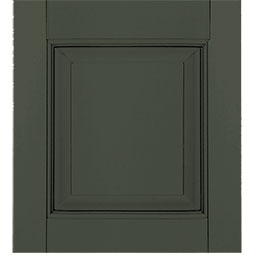 Rookwood Dark Green Atlantic Shutters