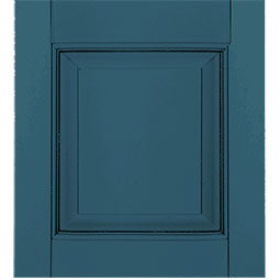 Tempest Blue Atlantic Shutters