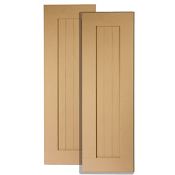 SH3PB Rough Sawn Shutters